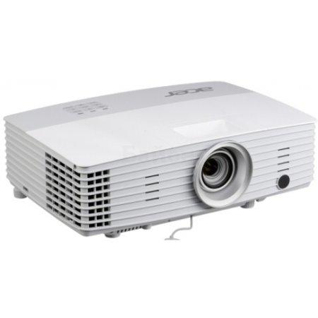 Acer P5227 портативный, Белый портативный, Белый