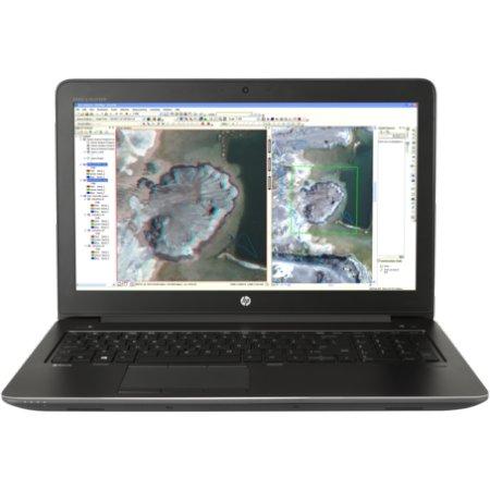 """HP Zbook 15 G3 T7V53EA 15.6"""", Intel Core i7, 2600МГц, 8Гб RAM, DVD нет, NV M1000M 2GB, 256Гб, Windows 10 Pro, Windows 7, Черный, Wi-Fi, Bluetooth"""