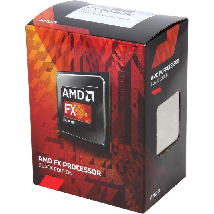 AMD FX-8320E Vishera Box