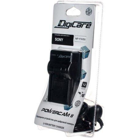 Зарядное устройство Digicare Powercam II для Sony NP-FW50