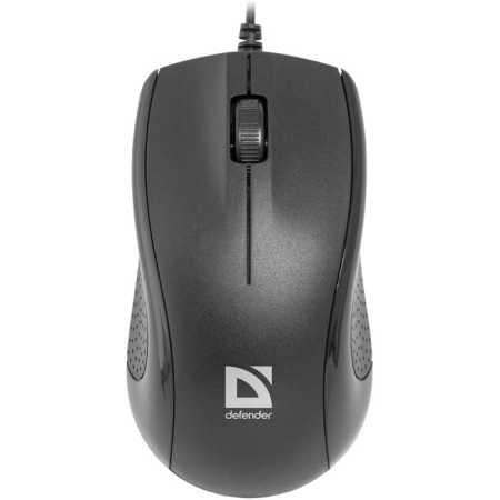 Defender Optimum MB-160 Черный, USB
