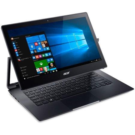 "Acer Aspire R7-372T-797U Intel Core i7, 8Гб RAM, DVD нет, 256Гб, Серый, Wi-Fi, Windows 10 , Bluetooth 13.3"", Intel Core i7, 2500МГц, 8Гб RAM, DVD нет, 256Гб, Серый, Wi-Fi, Windows 10 Домашняя, Bluetooth"