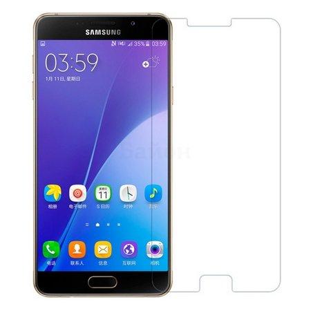 LuxCase для Samsung Galaxy A5 2016 SM-A510F Front&Back на весь экран, прозрачная Прозрачная Прозрачная