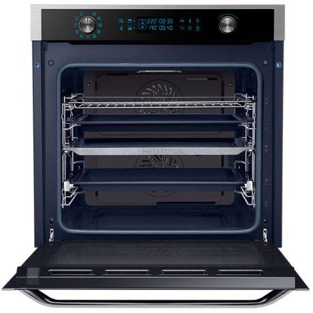 Samsung NV75J5540RS Серебристый, Электрическая
