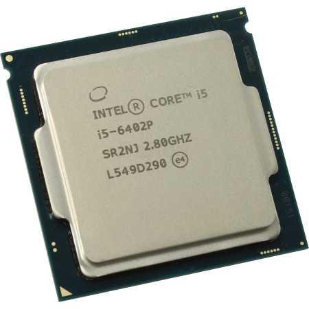 Intel Core i5-6402P 4 ядра, 2800МГц, OEM