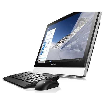 Lenovo S500z нет, Серебристый, 4Гб, 1032Гб, Windows, Intel Core i3