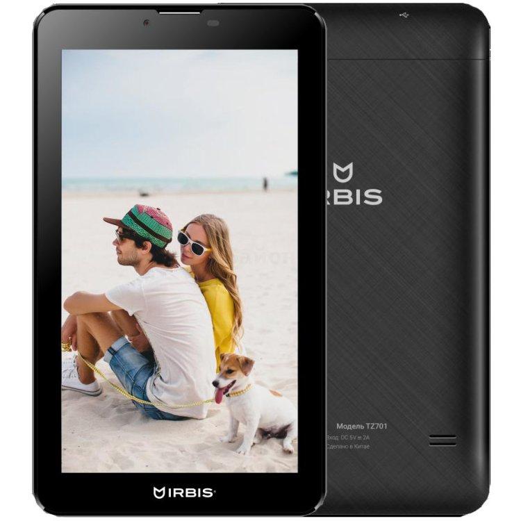 IRBIS TZ701 Wi-Fi и 3G, 8Гб
