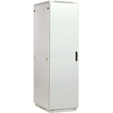 ЦМО Шкаф телекоммуникационный напольный 42U (800x800) дверь металл (3 места), [ ШТК-М-42.8.8-3ААА ]