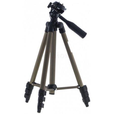 Fancier WT-3111 Стальной, Для фото- и видеокамер, Трипод - напольный (тренога)