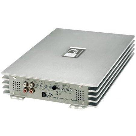 Усилитель автомобильный Kicx QS 4.160 четырехканальный