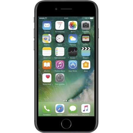 Apple iPhone 7 Черный, 128 ГБ