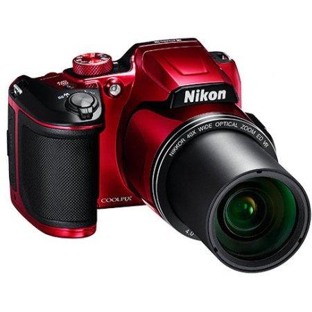 Nikon CoolPix B500 Красный