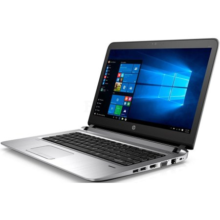 "HP ProBook 440 G3 W4N87EA 14"", Intel Core i3, 2300МГц, 4Гб RAM, DVD нет, 500Гб, Windows 10 Pro, Windows 7, Черный, Wi-Fi, Bluetooth"