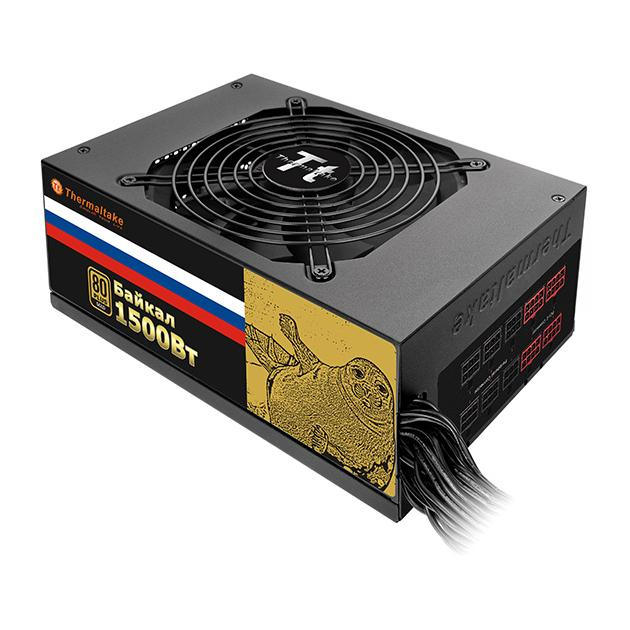 Thermaltake Russian Gold Baikal W0431RE