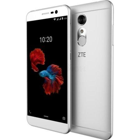 ZTE Blade A910 16Гб, Серебристый, Dual SIM, 4G (LTE), 3G