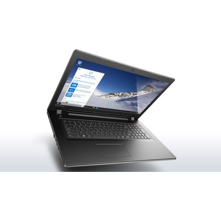 "Lenovo IdeaPad 300-15IBR 80M300FHRK 15.6"", Intel Celeron, 1600МГц, 2Гб RAM, DVD-RW, 500Гб, Черный, Wi-Fi, Windows 10, Bluetooth"