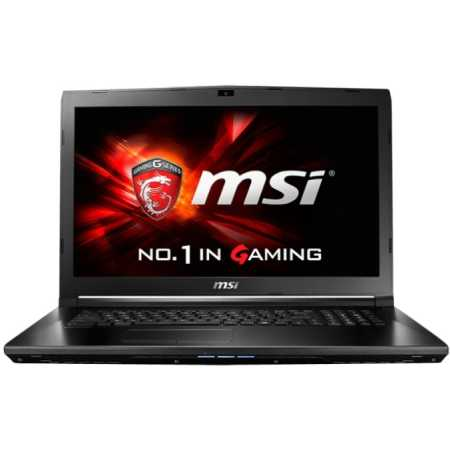 "MSI GL72 6QC-045RU 17.3"", Intel Core i5, 2300МГц, 8Гб RAM, DVD-RW, 1Тб, Windows 10, Черный, Wi-Fi, Bluetooth"
