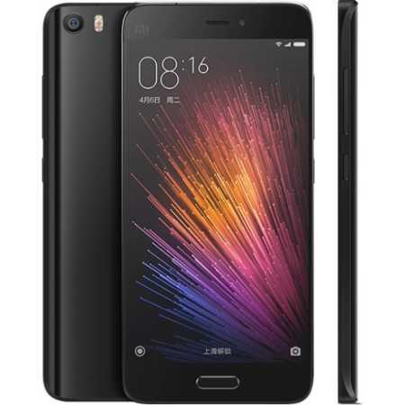 Xiaomi Mi5 32Гб, Черный