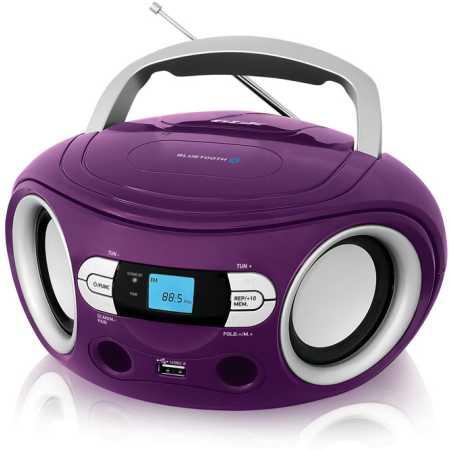 BBK BS15BT Фиолетовый