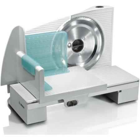 Ломтерезка Bosch MAS 6200 110Вт (нарезка до 15мм) серебристый