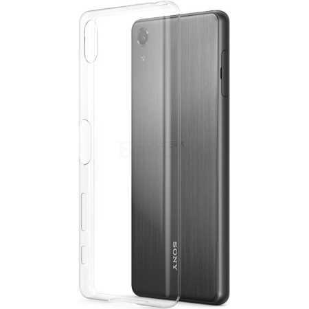 Sony Style Cover SBC28 for Xperia X Performance Прозрачный
