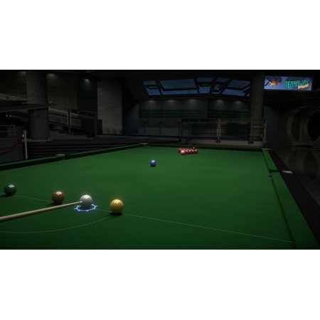 Hustle Kings Русский язык, Sony PlayStation 4, спорт, симулятор