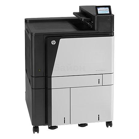 HP Color LaserJet Enterprise M855x+ Лазерный \ светодиодный, Темно-серый