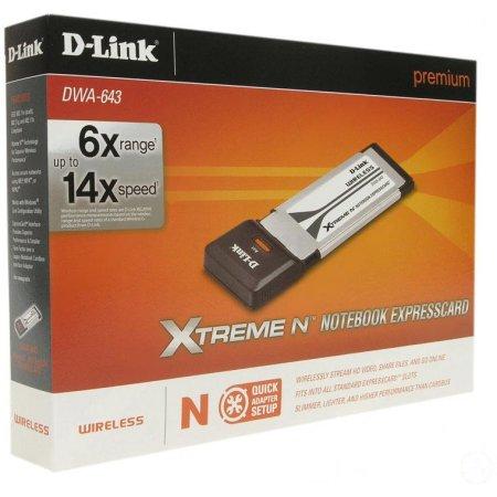D-link DWA-643 300Мбит/с