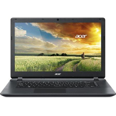 "Acer Aspire ES1-522-46WN 15.6"", AMD A4, 1800МГц, 2Гб RAM, DVD нет, 500Гб, Черный, Wi-Fi, Windows 10, Bluetooth"