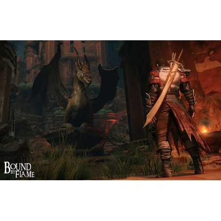 Bound by Flame PS4, русская документация