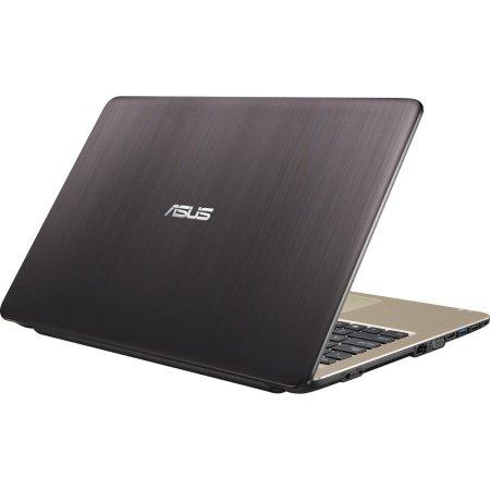 "Asus VivoBook X540SA-XX053D 15.6"", Intel Pentium, 1600МГц, 4Гб RAM, DVD нет, 500Гб, Черный, Wi-Fi, DOS, Bluetooth"