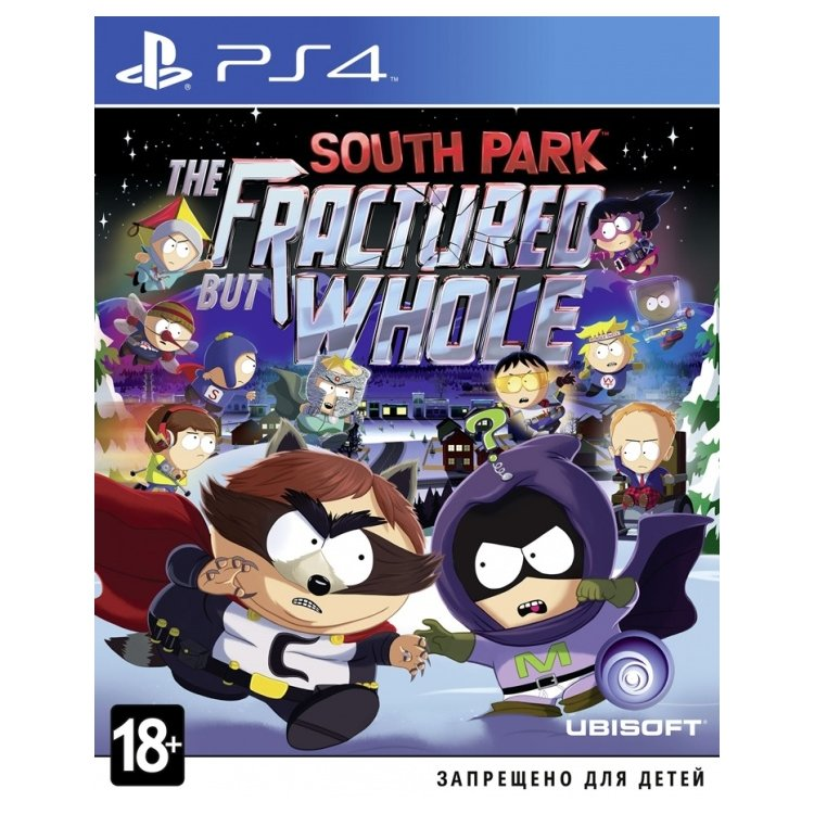 South Park: The Fractured but Whole Sony PlayStation 4