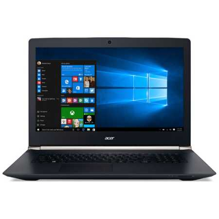 "Acer Aspire V Nitro VN7-792G-58XD 17.3"", Intel Core i5, 2300МГц, 12Гб RAM, 1Тб, Черный, Windows 10 Домашняя, Wi-Fi, Bluetooth, DVD"