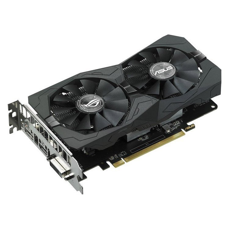 Asus AMD Radeon RX 460 STRIX GAMING 4096Мб, GDDR5, 1236MHz, STRIX-RX460-O4G-GAMING