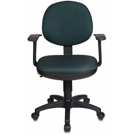 Кресло Бюрократ CH-356AXSN/#Gr зеленый JP-15-4