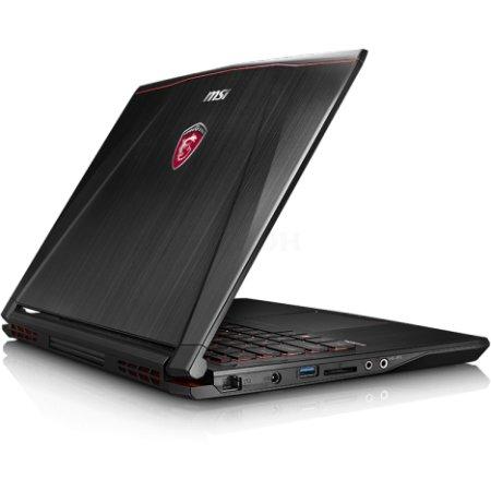 "MSI GS40 6QE-091XRU Phantom 14"", Intel Core i7, 2600МГц, 8Гб RAM, DVD нет, 1Тб, Черный, Wi-Fi, DOS, Bluetooth"