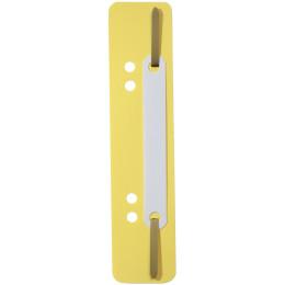 Скоросшиватель вставка Durable 690104 желтый (упак.:250шт)