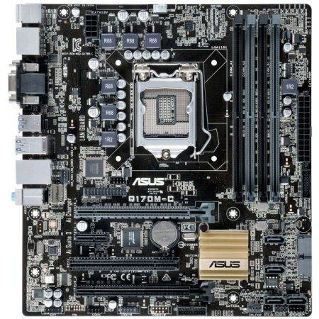 ASUS Q170M-C mini iTX
