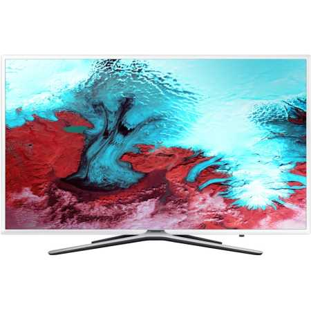 "Samsung UE40K5510AU 40"", Белый, 1920x1080, Wi-Fi, Вход HDMI"