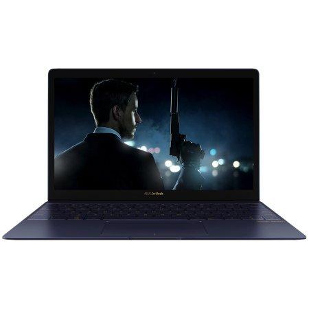 "ASUS ZenBook 3 UX390UA 12.5"", Intel Core i7, 2700МГц, 8Гб RAM, DVD нет, 512Гб, Синий, Wi-Fi, Windows 10, Bluetooth"
