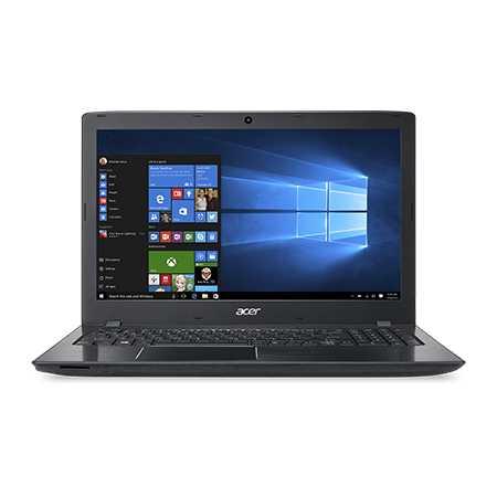 "Acer Aspire E5-774G 17.3"", Intel Core i7, 2500МГц, 12Гб RAM, DVD нет, 1Тб, Черный, Wi-Fi, Windows 10, Bluetooth"