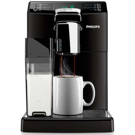 Philips HD8848/09 Черный, зерновой, молотый, 1.8л, 1850Вт