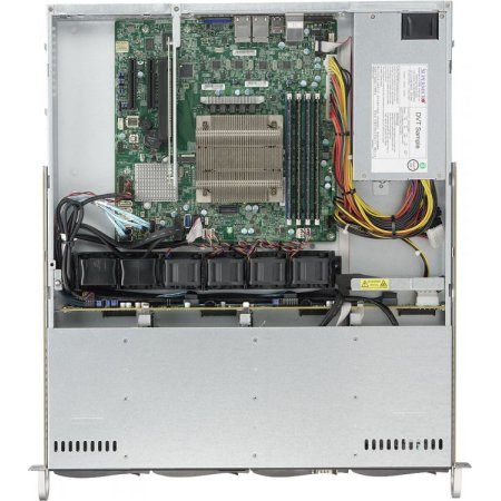 Supermicro SYS-5019S-MN4 LGA1151, uATX, 1U