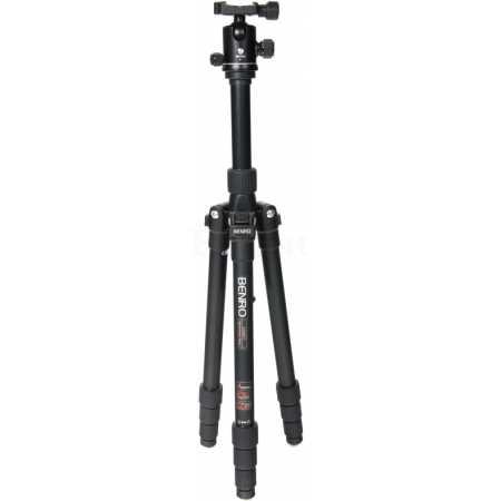 Benro A2690TB1 Черный, Для фотокамер, Трипод - напольный (тренога)