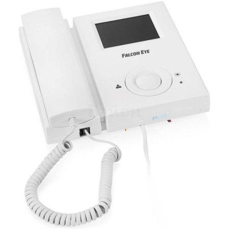Видеодомофон Falcon Eye FE-35C + AVP-505U белый