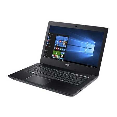 "Acer Aspire E5-475G-37YE 14"", Intel Core i3, 2300МГц, 6Гб RAM, DVD нет, 1Тб, Черный, Wi-Fi, Windows 10 Домашняя, Bluetooth"