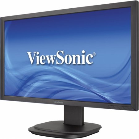 "Viewsonic VG2239Smh 21.5"", Черный, HDMI, Full HD"