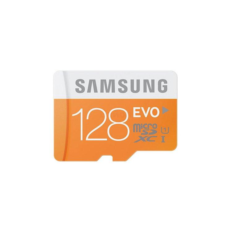 SAMSUNG EVO microSDXC