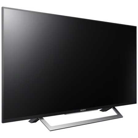"Sony KDL-43WD756 43"", Черный, 1920x1080, Wi-Fi, Вход HDMI"