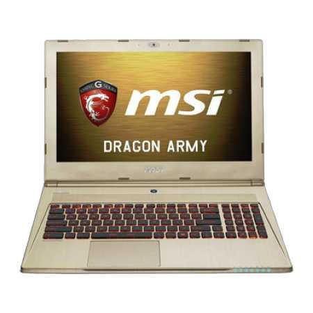 "MSI GS60 2QE-296RU Ghost Pro 4K 15.6"", Intel Core i7, 2600МГц, 8Гб RAM, DVD нет, 1Тб, Золотой, Wi-Fi, Windows 8.1, Bluetooth"